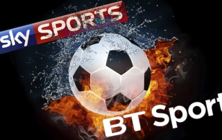 BT Sports in Oxted