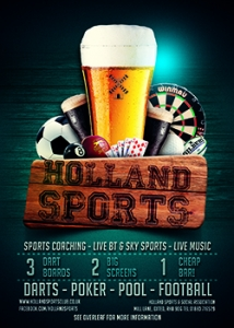 Holland Sports club Oxted
