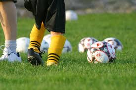 Football coaching in Oxted