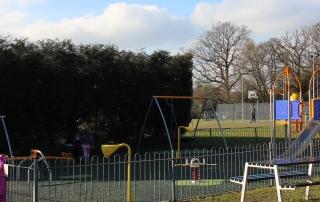 Holland Sports playground
