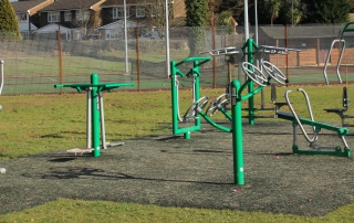 Exercise Park at Holland Sports