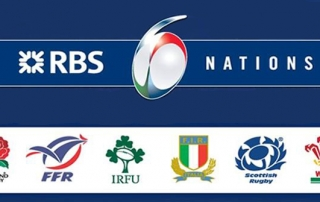Six nations rugby in Oxted