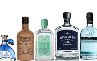 Holland Sports Gin range