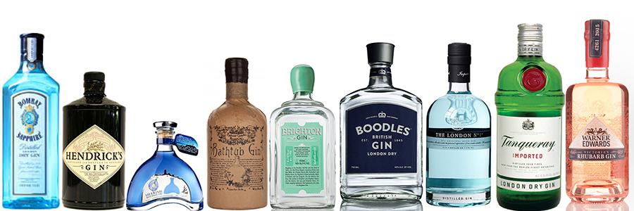 Holland Sports Gin range