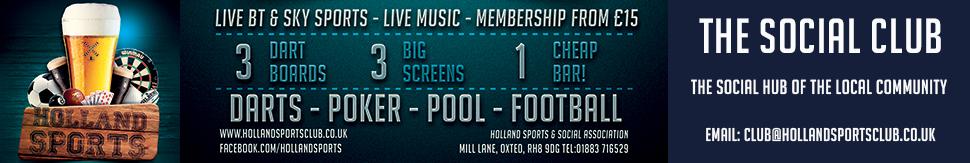 Holland Sports Social Club